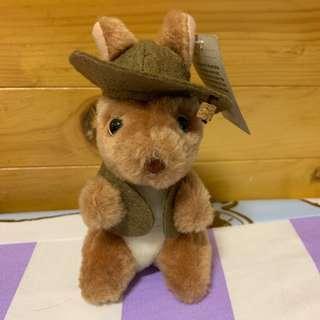(新)澳洲袋鼠公仔