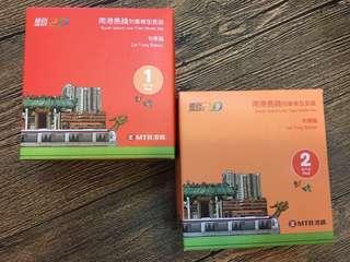 地鐵愛好者🤩模型 (限量版)Limited Edition MTR Collections