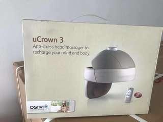 OSIM uCrown3 head & neck massager