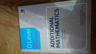O level topical revision notes A maths