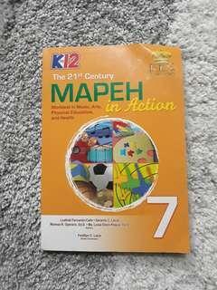 MAPEH textbook