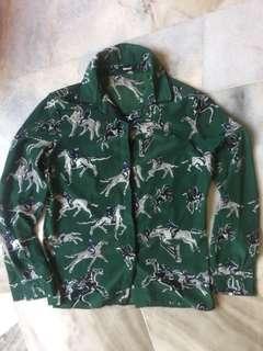 Shirt horse polo