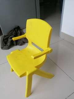 Chair Kids Yellow