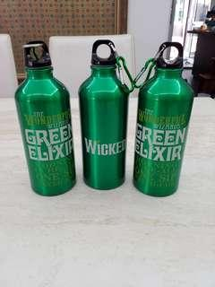 "🚚 ""Wicked"" Aluminium Water Bottles"