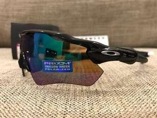 1143c89e0e Oakley™ RADAR EV Path (Polished Black Prizm Shallow Water Polarized)