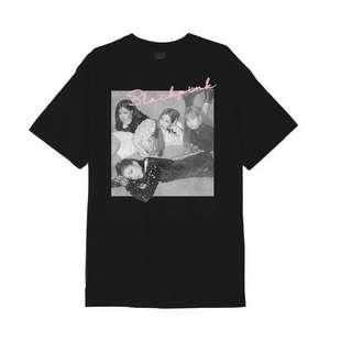 YG OFFICIAL BLACKPINK SQUARE UP T-SHIRT TYPE 1