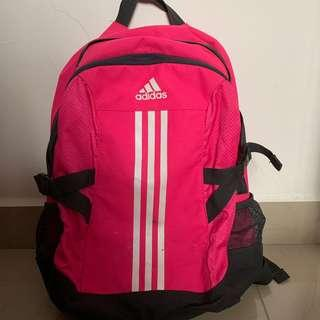 Adidas Backpack Pink #SparkJoyChallengs