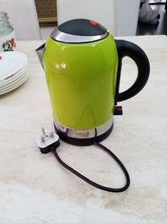"🚚 ""Natural"" wireless electric kettle"