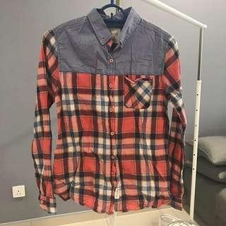 Cute checker shirt
