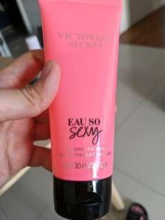 Victoria's Secret eau so sexy Fragrance Wash (cleansing oil) 100ml