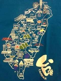 Unisex Taiwan souvenir shirt