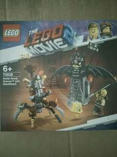 The LEGO Movie 2 Batman Set