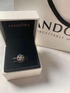 Pandora Charm - Dragonfly Meadow
