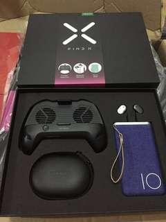 Game Controller + Rockspace power bank + rockspace bluetooth headset