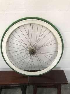 Back wheel ( fixed gear )