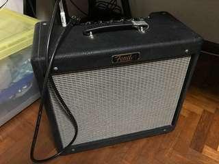 (PRICE DROP) Fender blues junior III