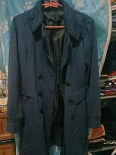 Mantel Biru Korea