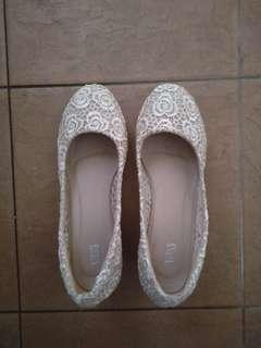 VERNS Wedges Shoes