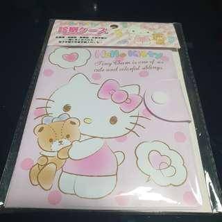🚚 Hello Kitty, Little Twin Star passport cover