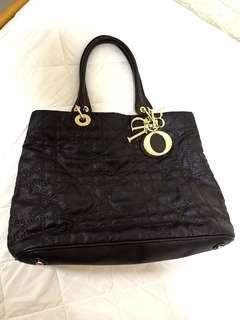 🚚 DIOR Coated Canvas Tote
