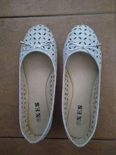 Glitter Flat Shoes