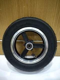 10 inch escooter wheels with CST tyre & tube