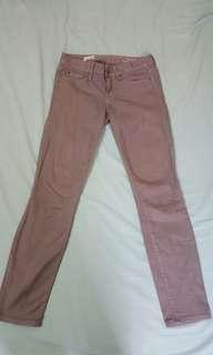 (Aunthentic) Gap 1969 Always Skinny Gray Jeans