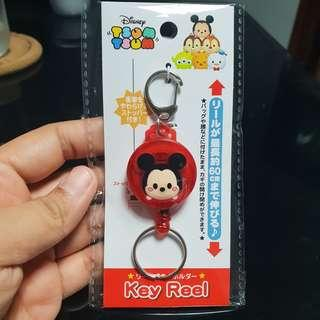 🚚 Mickey Mouse Key Reel