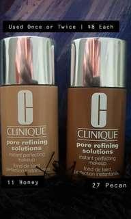 Pore Refined Solution