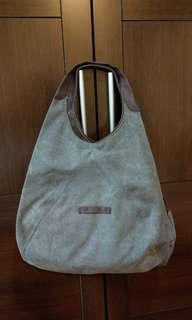 🚚 韓系時尚環形提把帆布包
