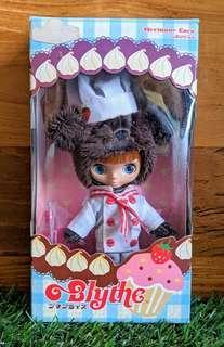 Petite Blythe Meringue Coco