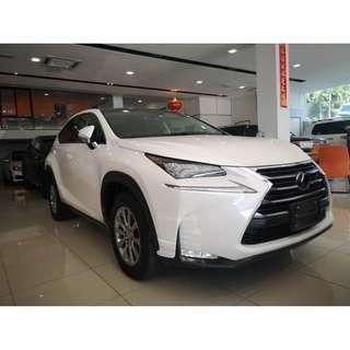 HIGH SPEC S.ROOF P.BOOT Lexus NX200 TURBO LUXURY SUPERB 2015
