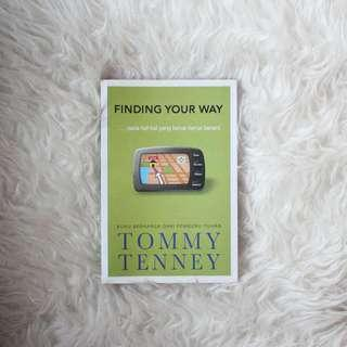 Finding Your Way - Tommy Tenney