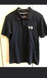 Y-3 網眼 polo衫