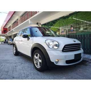 NON TURBO Mini COOPER 1.6 COUNTRYMAN JPN SPEC 2014 UNREG