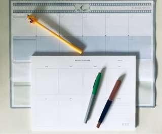 Kit Weekly Planner