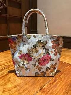 Floral Mini Hand Bag (from Japan)