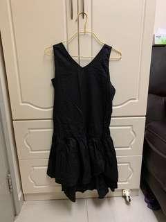 Black dress one piece 黑色連身裙