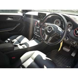 H.KARDON RED LINE Mercedes Benz A250 SPORT EDITION UNREG JPN SPEC
