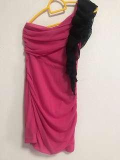 Pink Sexy Toga