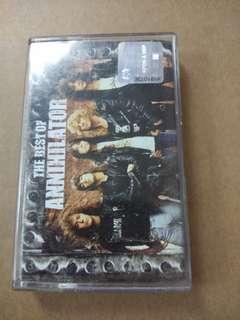 Annihilator cassette