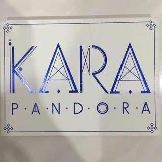 KARA - 5th Mini Album P.A.N.D.O.R.A
