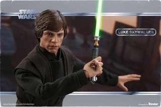 🚚 Hot Toys Luke Skywalker Return of The Jedi 1/6 MMS429