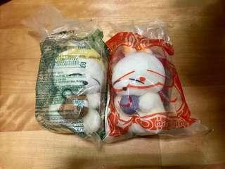 🚚 麥當勞 賤兔娃娃 2隻組