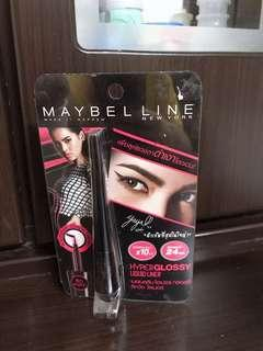 🚚 媚比琳 maybelline 眼線液筆
