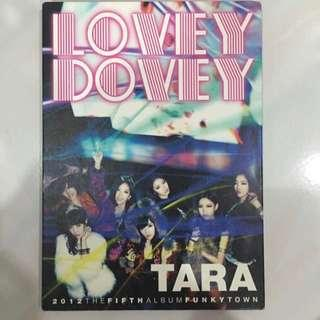 T-ARA 2012 The Fifth Album - Funky Town