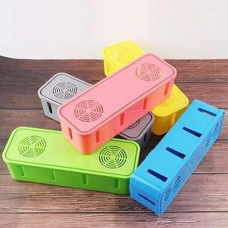 🚚 Wholesale power cords, Cable Storage Box, home accessories
