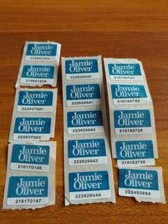 Jamie Oliver 印花