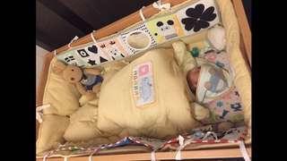 二手嬰兒床✨