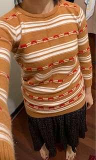 🚚 聖誕風超軟棉織上衣